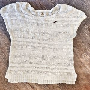 Hollister sweater sz small